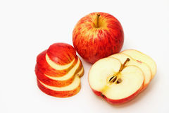 Fresh Apple Fruits Stock Photo