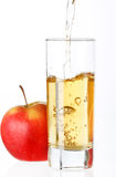 Fresh apple juice Royalty Free Stock Images