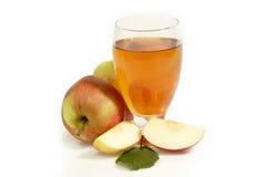 Fresh apple juice Royalty Free Stock Photo