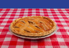 Fresh Apple Pie Royalty Free Stock Photography
