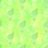 Fresh apple. Seamless pattern. Stock Photos