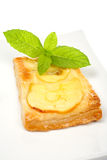 Fresh apple tart Royalty Free Stock Photography