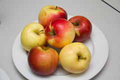 Fresh apple Stock Photos
