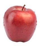 Fresh apple on white Royalty Free Stock Photos