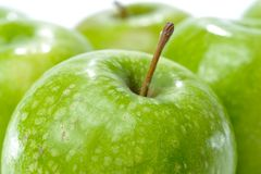 Fresh apples Royalty Free Stock Images