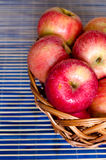 Fresh apples Stock Photos
