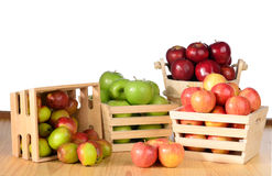 Fresh Apples Stock Photo