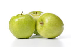 Fresh apples Royalty Free Stock Image