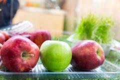 Fresh apples Royalty Free Stock Photo