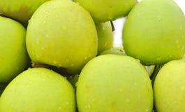 The fresh apples Royalty Free Stock Photos