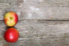 Fresh apples Royalty Free Stock Image