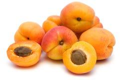Fresh apricot Stock Image