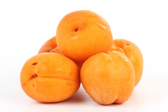 Fresh Apricot fruit Royalty Free Stock Photography