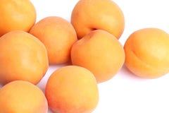 Fresh apricots Royalty Free Stock Photo