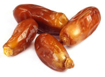 Fresh Arabian Dates Royalty Free Stock Image