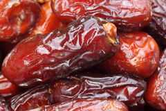Fresh Arabian Dates Royalty Free Stock Photography