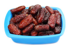 Fresh Arabian Dates Royalty Free Stock Photos