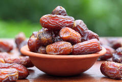 Fresh Arabian Dates Stock Photos