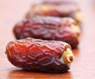 Fresh Arabian Dates Stock Image