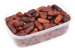 Fresh Arabian Dates Royalty Free Stock Photo