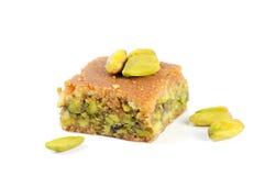 Fresh arabic sweets Royalty Free Stock Photos