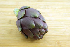 Fresh artichoke Royalty Free Stock Photography