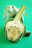 Fresh artichoke Stock Photography