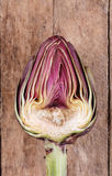 Fresh artichoke Royalty Free Stock Photo