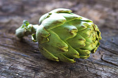 Fresh artichokes Royalty Free Stock Photography