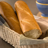 Fresh Artisan Bread Royalty Free Stock Photo