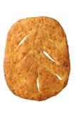 Fresh asian baked pita bread - hot lavash. Baked asian pita bread - lavash Royalty Free Stock Photo