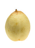 Fresh asian pear i Stock Photos