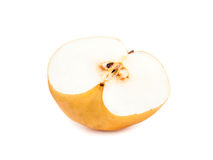 Fresh asian pear Stock Photography