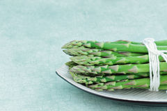 Fresh Asparagus Stock Photos