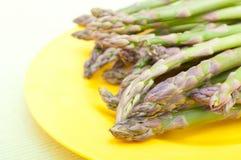 Fresh Asparagus Royalty Free Stock Photography