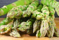 Fresh Asparagus Stock Photos
