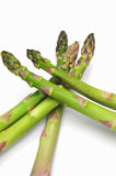 Fresh Asparagus. Asparagus spears on a light background Royalty Free Stock Images