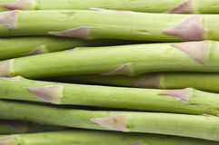 Fresh Asparagus Detail Stock Photo