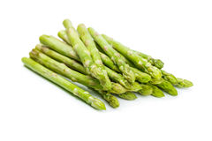 Fresh asparagus Royalty Free Stock Images
