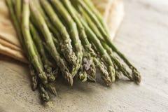 Fresh Asparagus Stock Photography
