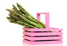 Fresh asparagus Stock Photo