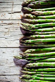 Fresh asparagus Stock Photography