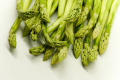 Fresh Asparagus shoots  Stock Images