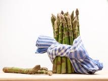 Fresh asparagus stems Stock Photography