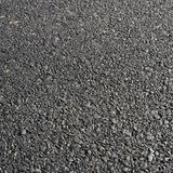 Fresh asphalt road Royalty Free Stock Photography
