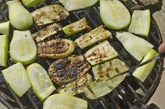 Fresh aubergine roast tasty Stock Photos