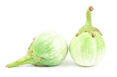 Fresh aubergine Royalty Free Stock Image