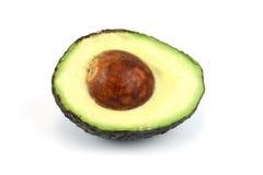 Fresh avocado  cut in half Stock Photos