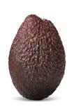 Fresh avocado fruit. Isolated on white Stock Photo