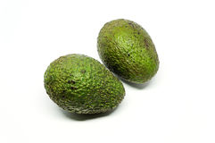 Fresh avocado fruit Royalty Free Stock Images